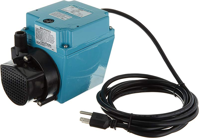 Little Giant 3E 34N Dual Purpose In Line Or Small Submersible Pump Oil Filled Pump 1 15 HP 115 Volt