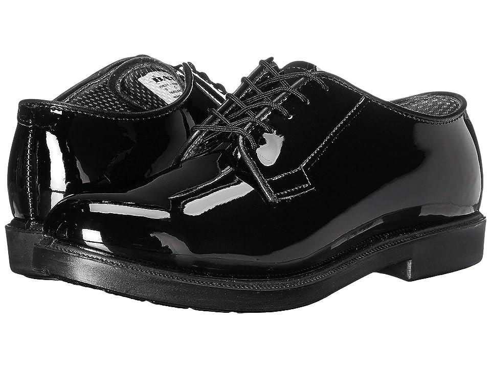 Bates Footwear - Bates Footwear High Gloss Durashocks Oxford