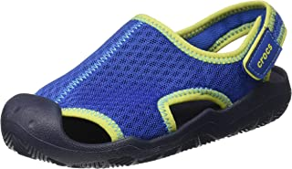 crocs Boy's Boat Shoes
