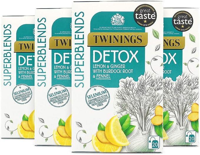 twinings detox tea)