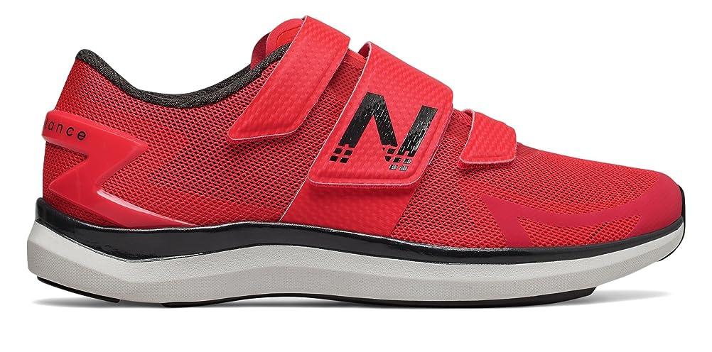 アボート隠す高層ビル(ニューバランス) New Balance 靴?シューズ レディーストレーニング NBCycle WX09 Energy Red with Phantom レッド US 6 (23cm)