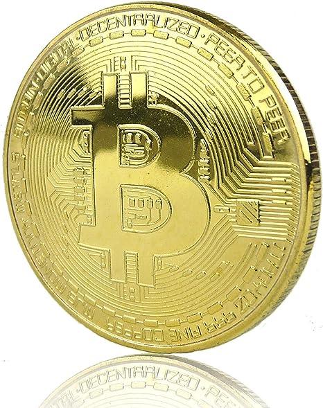 una moneta di btc
