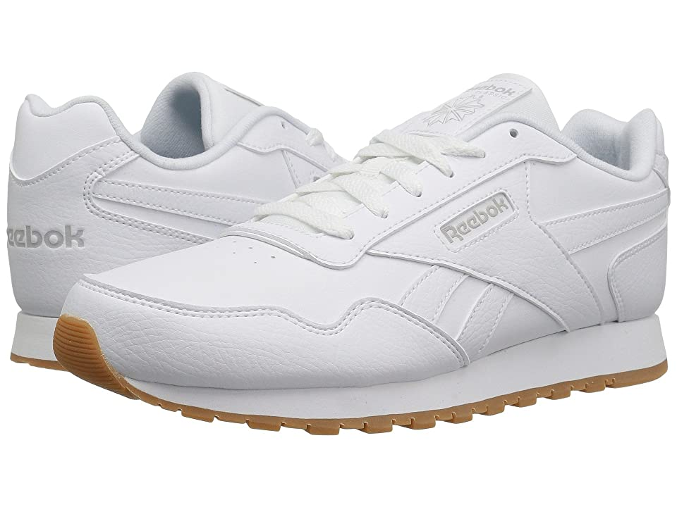 Reebok Classic Harman Run (White/Steel/Gum) Women