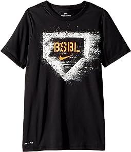 Nike Kids Dry Baseball Training T-Shirt (Little Kids/Big Kids)
