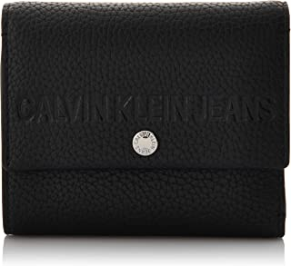 Calvin Klein Women's K60K606245 Scarf, Hat & Glove Set, Black (Black Bds), One Size (Size:OS)