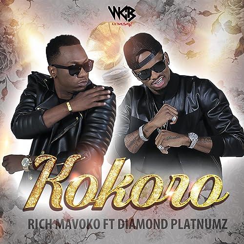 Kokoro (feat  Diamond Platnumz) by Rich Mavoko on Amazon