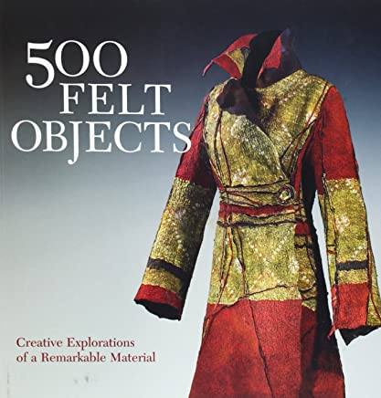 500 Felt Objects (500 Series) by Nathalie Mornu (2011) Paperback