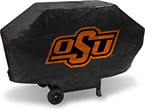 Rico Industries NCAA Oklahoma State Cowboys Vinyl Padded Deluxe Grill Cover
