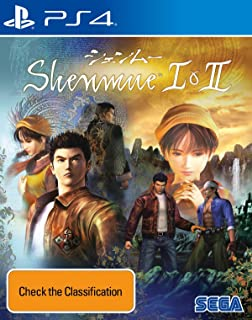 Shenmue 1&2 (PlayStation 4)
