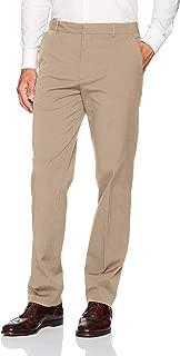 Van Heusen Men's Flex Flat Front Oxford Chino Pant