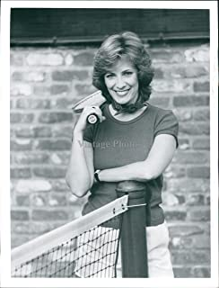 Vintage Photos 1977 Press Photo Actress Betty Buckley Eight is Enough Comedy Drama Beauty 7X9