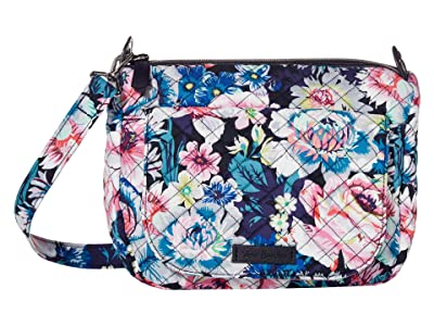 Vera Bradley Carson Mini Shoulder Bag (Garden Grove) Cross Body Handbags