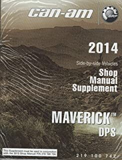 2014 CAN-AM ATV SIDE BY SIDE MAVERICK DPS STEERING SHOP MANUAL SUPPLEMENT (147)