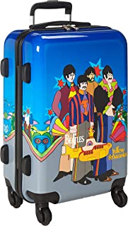 """Concept 1 The Beatles Yellow Submarine 21"""" Rolling Luggage, Multi"""