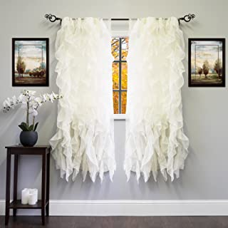 Best country chic curtains Reviews