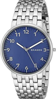 Men's SKW6201 Ancher Stainless Steel Link Watch