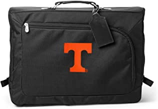 Denco NCAA Tennessee Volunteers Carry-On Garment Bag, 18-inches, Black, 18-inches