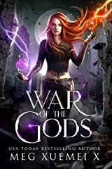 War of the Gods Complete Series Boxed Set: Books 1-5 Kindle Edition