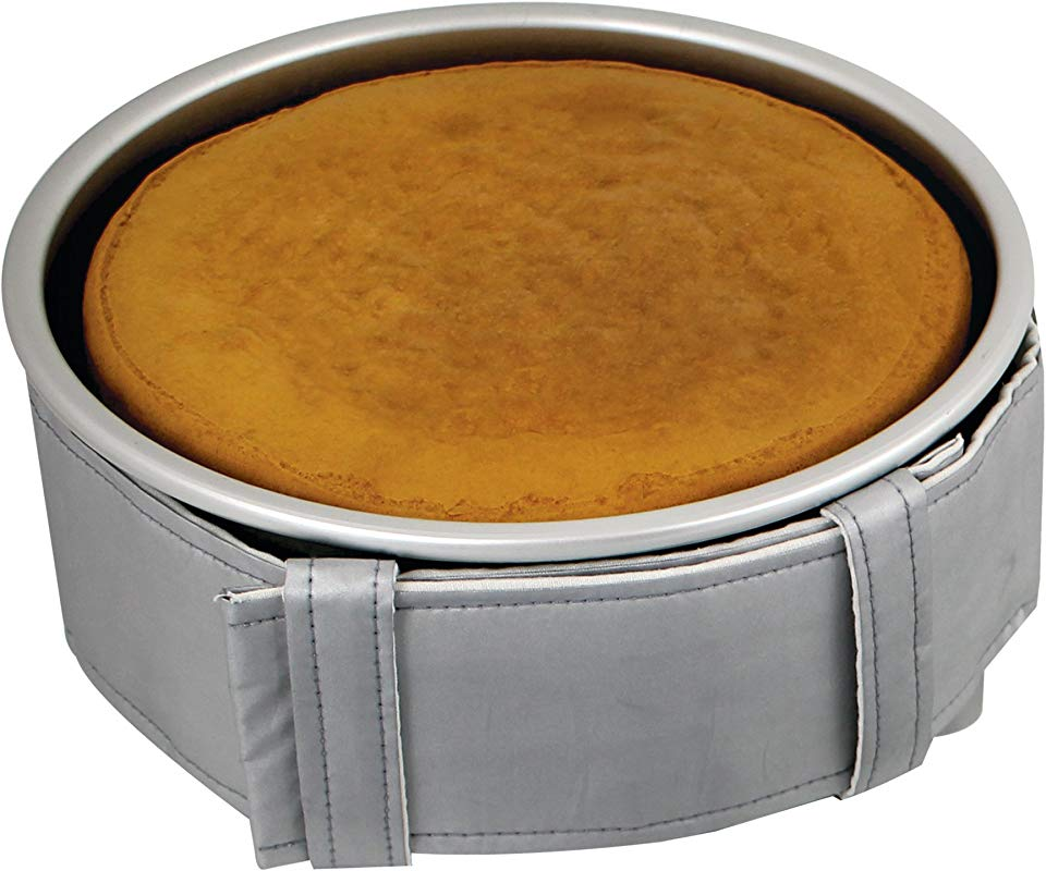 PME LBB222 56 X 2 For Cake Level Baking Belt For 2 Inch Deep Round And Square Pans Standard Silver