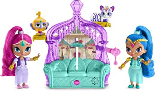 Shimmer y Shine Trono sorpresas mágicas (Mattel FFN39)