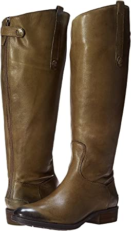 6af294e9d5d7 373. Sam Edelman. Penny 2 Wide Calf Leather Riding Boot