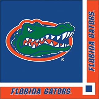 20 count University of Florida Gators 2-ply Premium Beverage Napkins