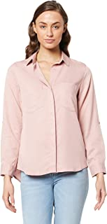 French Connection Women's Essential Button Through Shirt