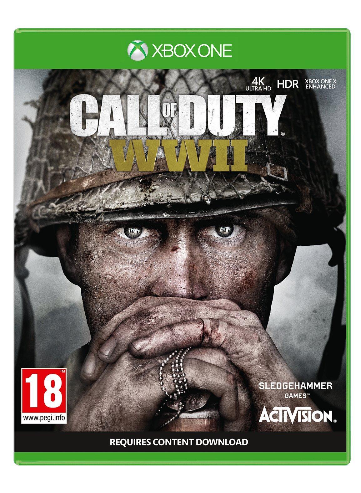Call of Duty: WWII - Xbox One [Importación inglesa]: Amazon.es: Videojuegos