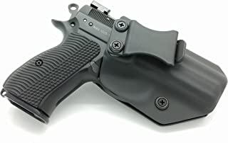 Fast Draw USA - Compatible with CZ P-01 IWB Kydex Holster Inside Waistband Concealed Carry Holster Made in USA