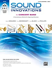 Sound Innovations for Concert Band, Bk 1: A Revolutionary Method for Beginning Musicians (E-flat Alto Saxophone), Book & Online Media