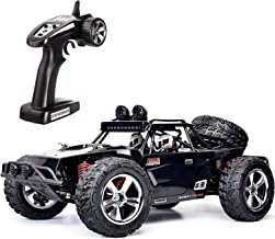 FMTStore 1:12 Scale RC CAR Desert Buggy High Speed 30MPH+ 4x4 Fast Race Cars RTR Racing 4WD Electric Power 2.4GHz Radio Re...