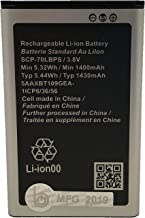 New BELTRON SCP-70LBPS 1430 mAh Replacement Battery for Kyocera Cadence 4G LTE S2720 Verizon Flip Phone SCP70LBPS (Renewed)