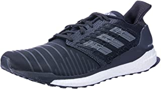 adidas Australia Men's Solar Boost Running Shoes, Core Black/Grey/Footwear White