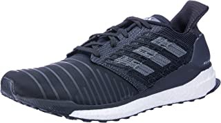adidas Men's Solar Boost Running Shoes, Core Black/Grey/Footwear White