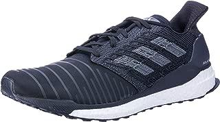 adidas Australia Men's Solar Boost Running Shoes, Core Black/Grey/Footwear White