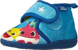Cerdá - Zapatillas de Casa Cerradas de Baby Shark - Licencia Oficial Nickelodeon