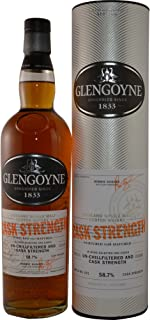 Glengoyne Cask Strength Single Highland Malt Scotch Whisky 58,9% 0,7l Flasche