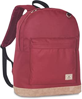 Everest Luggage Suede Bottom Backpack