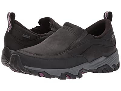 Merrell Coldpack Ice+ Moc Waterproof (Black) Women
