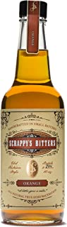 Scrappy's Bitters - Orange, 10 Ounce - Organic Ingredients, Finest Herbs and Zests, No Extracts, Artificial Flavors, Chemi...