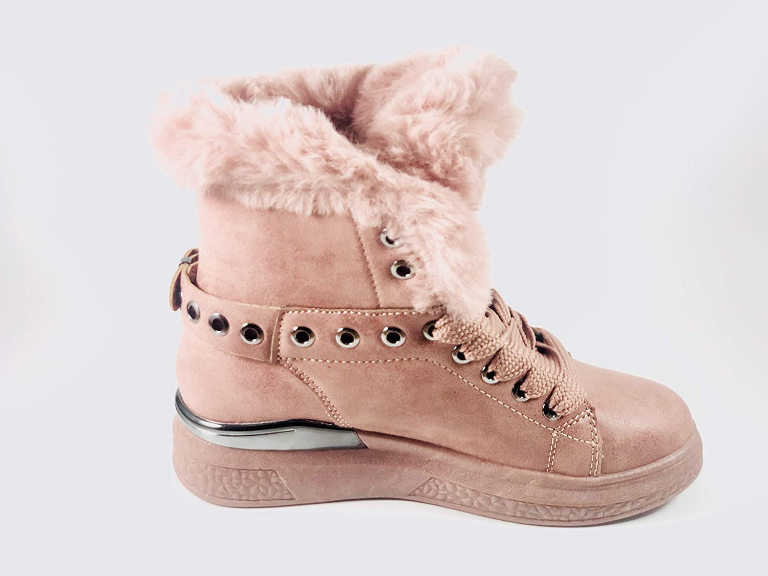 CHERRI Ladies Boots and shoes Pink