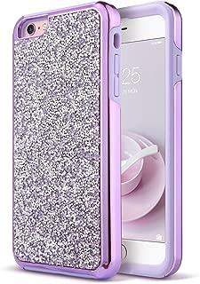 Best purple glitter iphone 6 plus case Reviews