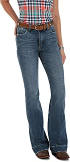 Women's Premium Mid-Rise Trouser Jean