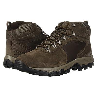 Columbia Newton Ridge Plus II Suede WP (Cordovan/Mud) Men