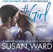 The Girl Box Set: A Rock Star Romance 4-Book Complete Series (Parker Saga 1)