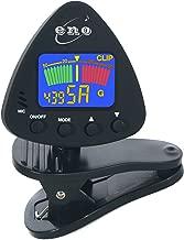Eno ET-3000 - Afinador cromático de pinza para guitarra, bass, cromática y violín