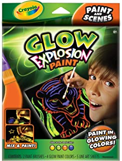 Best crayola glow explosion paint Reviews