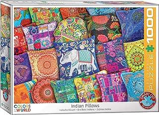EuroGraphics 6000-5470 Indian Pillows 1000Piece Puzzle