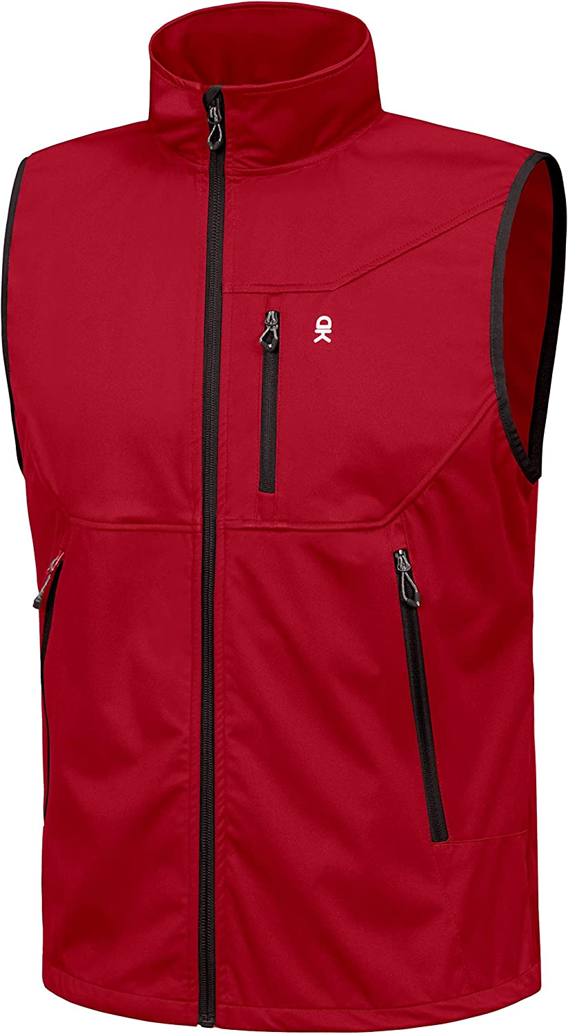 Beauty products Little Donkey Andy Men's Lightweight Windproof S Virginia Beach Mall Vest Softshell