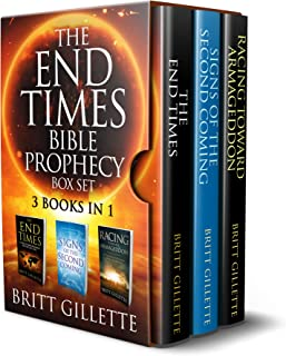 The End Times Bible Prophecy Box Set: 3 Books in 1 - The End